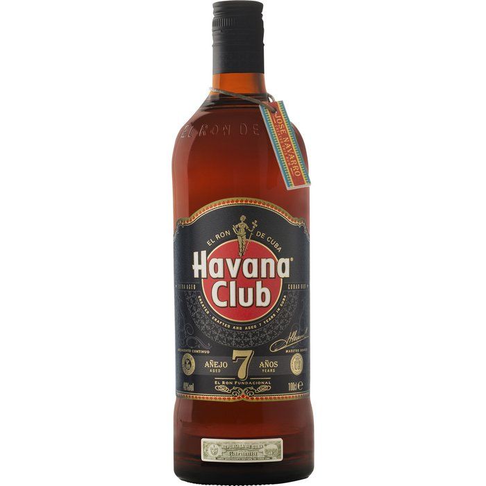 Havana Club Havana Club Añejo 7 Años 40%