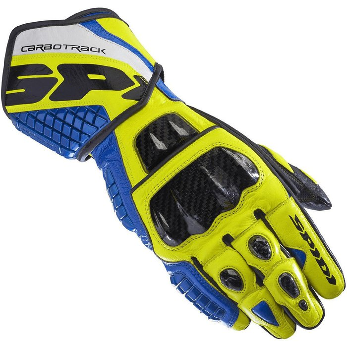 Spidi Fashion Spidi Carbo Track Replica blue/yellow