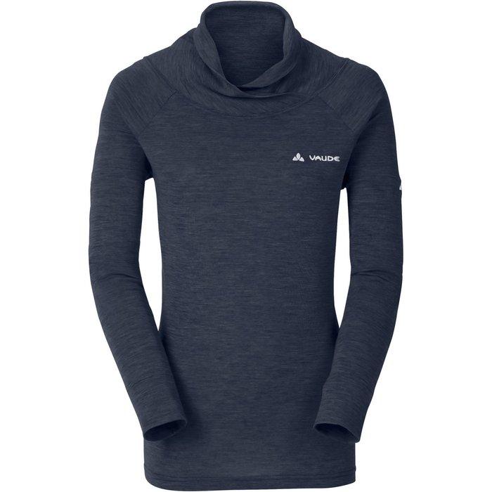 Vaude VAUDE Women's Altiplano LS T-Shirt eclipse