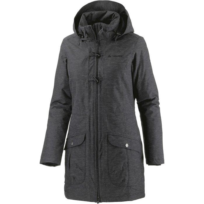 Vaude VAUDE Women's Ceduna Coat black