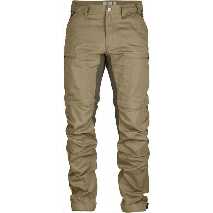 Fjällräven Fjällräven Abisko Lite Trekking Zip-Off Trousers Men sand/tarmac