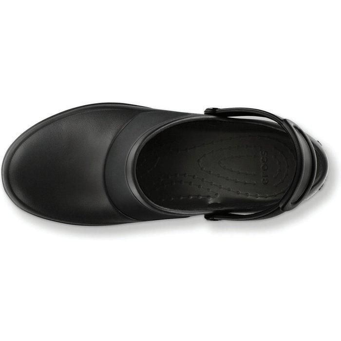 Crocs Crocs Mercy Work black/black
