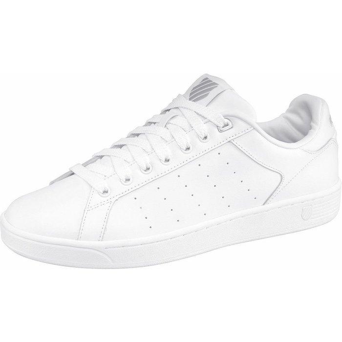 K-SWISS K-Swiss Clean Court CMF white/gull gray
