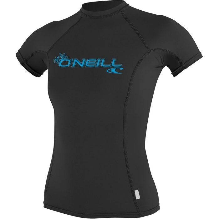 O'Neill O'Neill Skins Short Sleeve Crew Women black