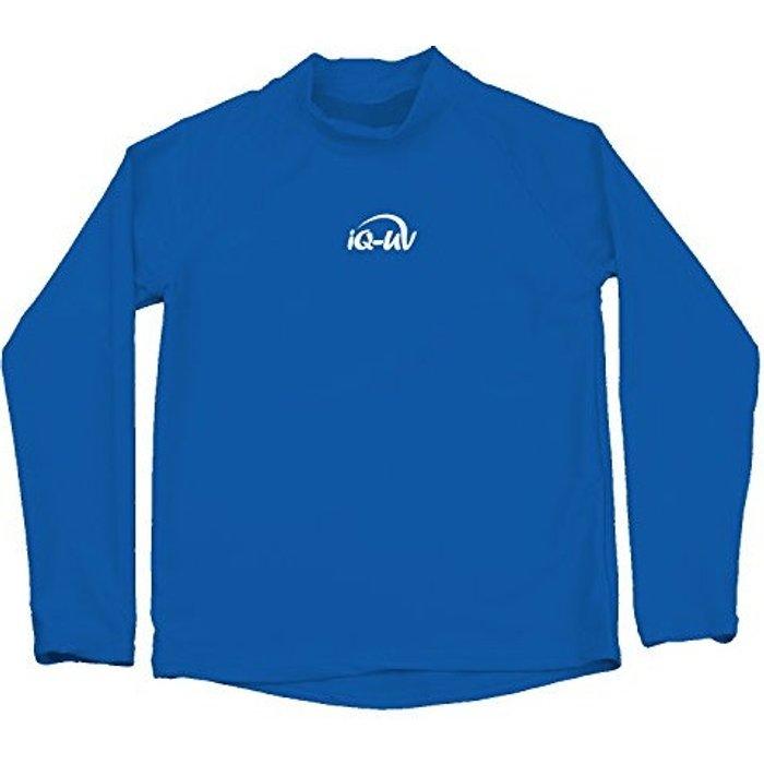 iQ-Company iQ-Company Kids UV 300 Shirt long sleeve dark blue