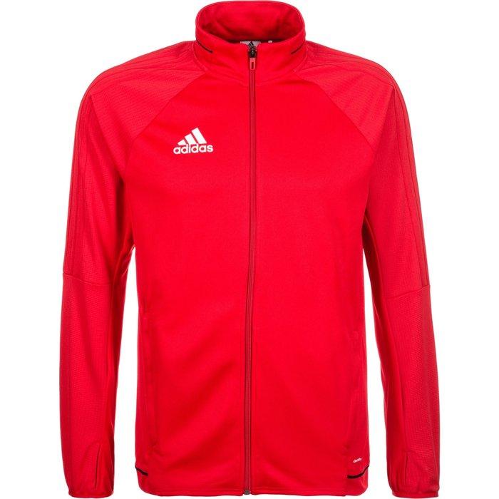 Adidas Adidas Tiro 17 Training Jacket climalite red