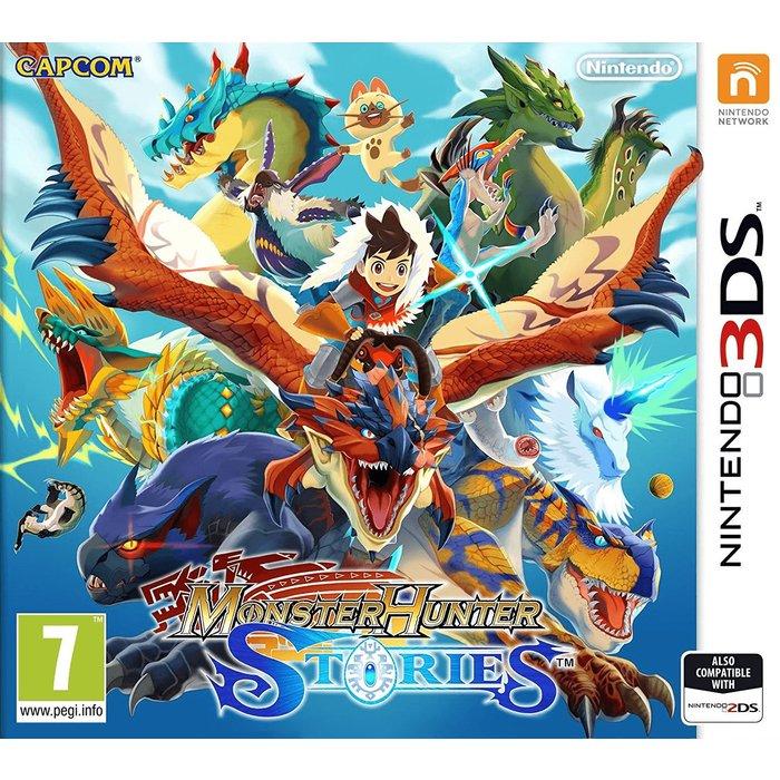 Capcom Monster Hunter Stories (3DS)