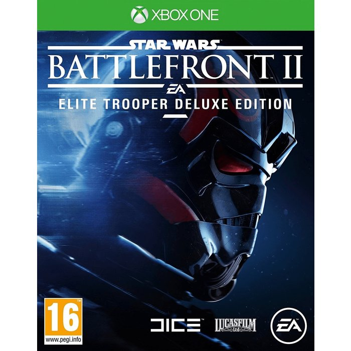 Electronic Arts Star Wars: Battlefront 2 - Elite Trooper Deluxe Edition (Xbox One)