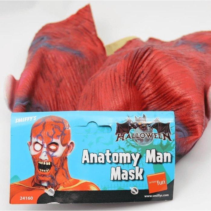Smiffy's Smiffy's Anatomy Man Mask (24160)