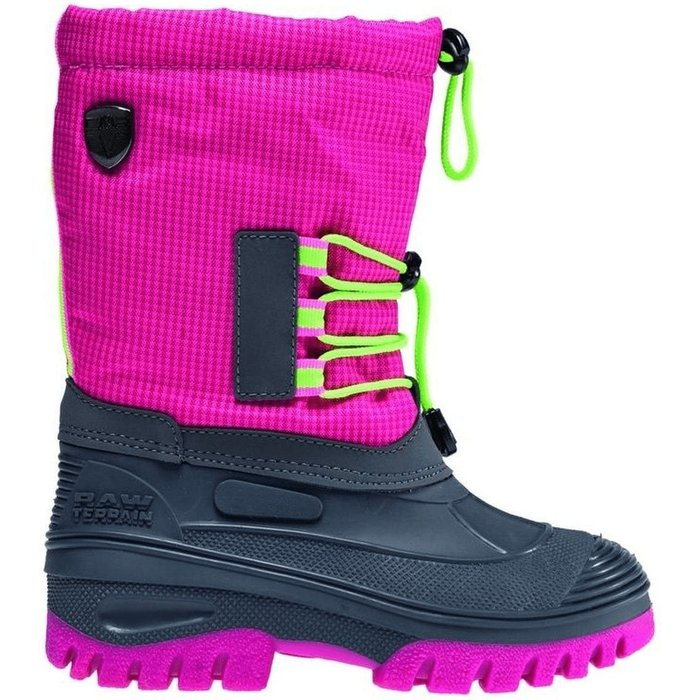 CMP Campagnolo CMP Ahto WP Snow Boots pink/fluo