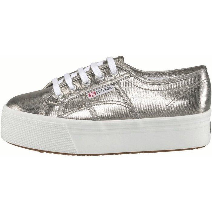 Superga Superga 2790 Cotton Metallic W grey