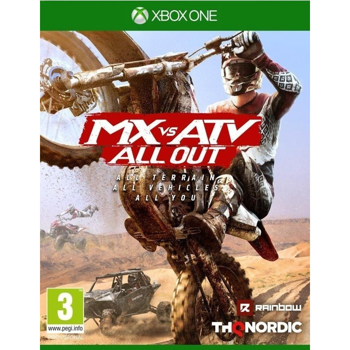 THQ Nordic MX vs. ATV: All Out (Xbox One)