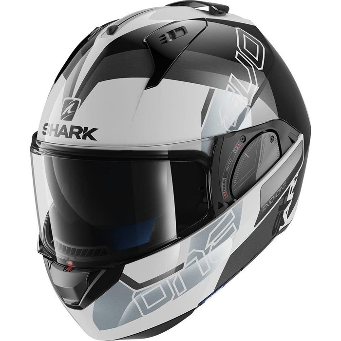 Shark SHARK Evo-One 2 Slasher white/black/silver