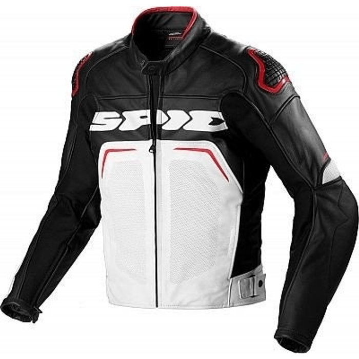 Spidi Fashion Spidi Evorider Wind Black/Red