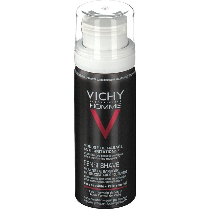 Vichy Vichy Homme Shaving Foam Anti-Skin Irritation (50ml)