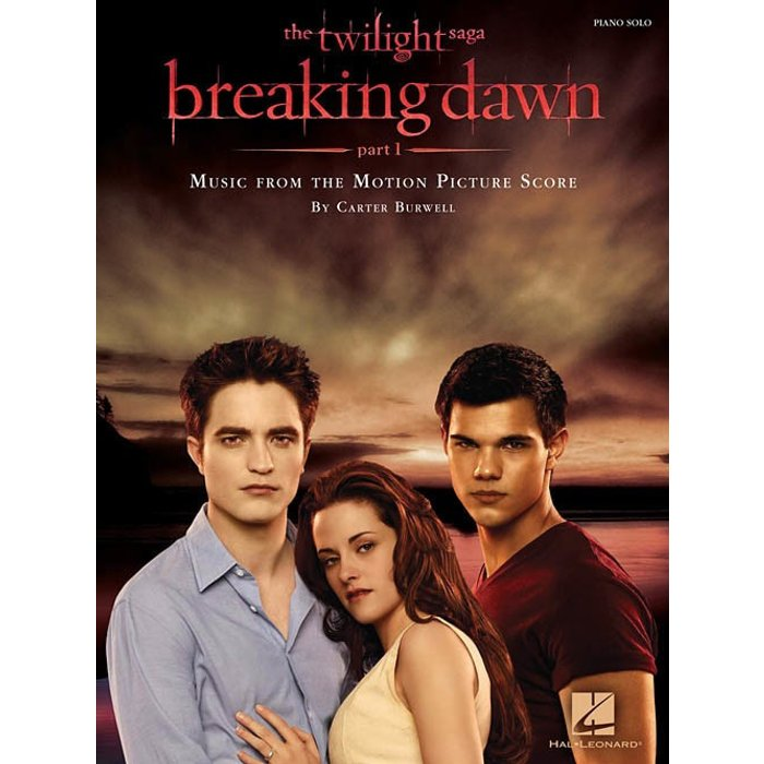 Hal Leonard Hal Leonard Twilight – Breaking Dawn, Part 1