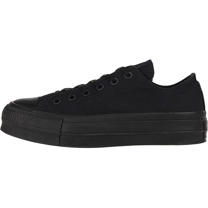 Converse Converse Chuck Taylor All Star Lift Clean Leather Ox W black/black