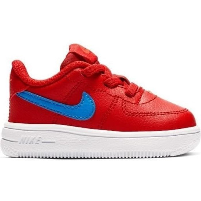 Nike Nike Air Force 1 TD (905220) university red/bright crimson/photo blue