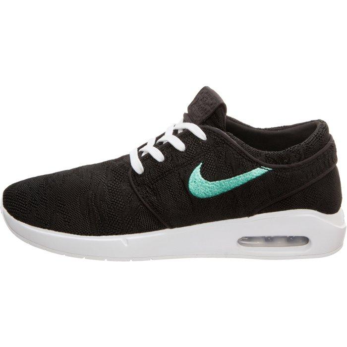 Nike Nike SB Air Max Janoski 2 black/mint/white