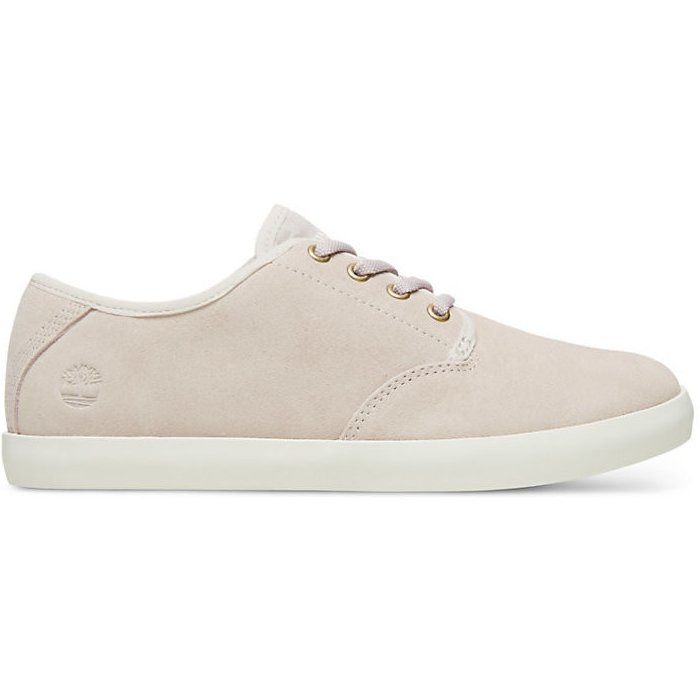 Timberland Timberland Dausette Leather Oxford For Women light pink