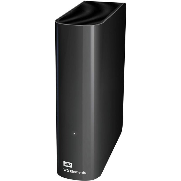 WD WD 12TB  Elements Desktop External Hard Drive - USB 3.0