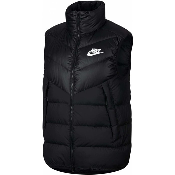 Nike Mens Nike NSW Down Fill Gilet -  Green