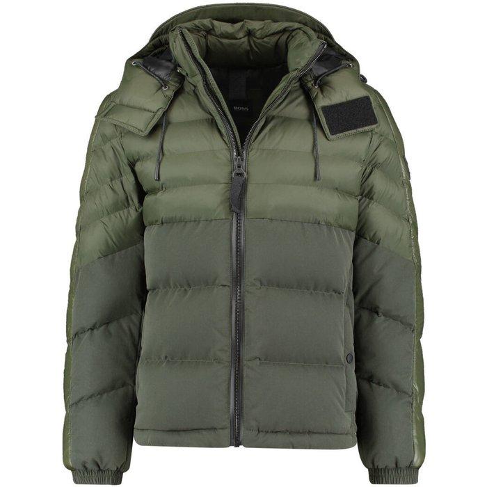 Boss Mens BOSS Green Olooh Padded Jacket -  Green