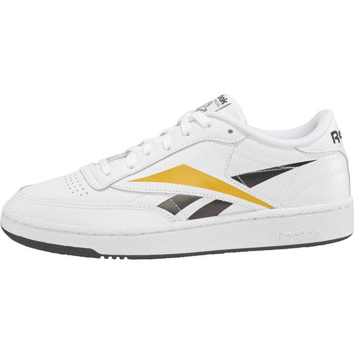 Reebok Mens Reebok Classics Club C 85 Shoes -  White
