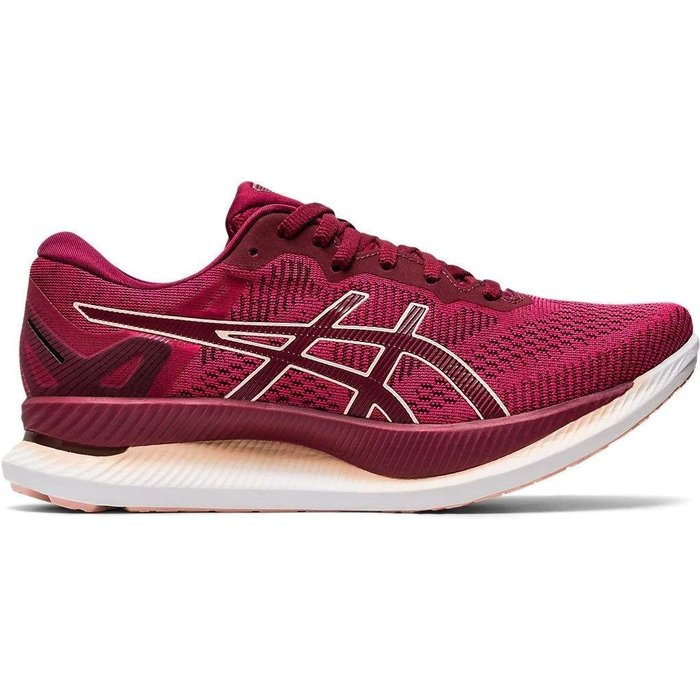 ASICS Asics GlideRide Ladies Running Shoes - Red