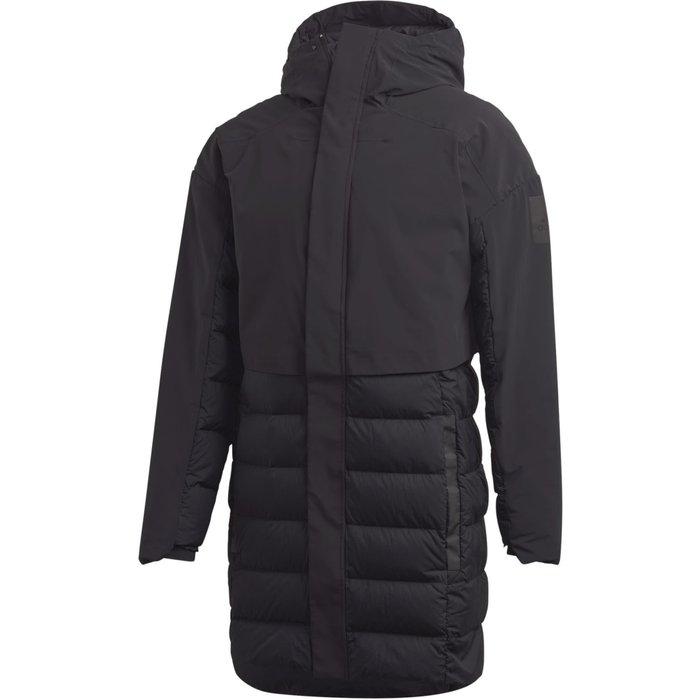Adidas Mens adidas Black My Shelter Jacket -  Black