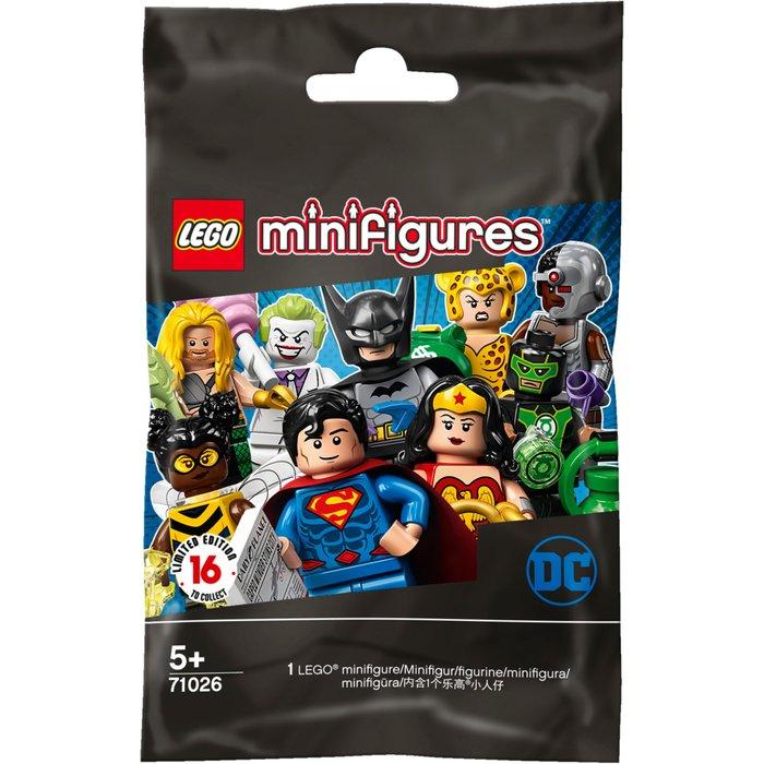 LEGO DC Super Heroes Series Minifigures