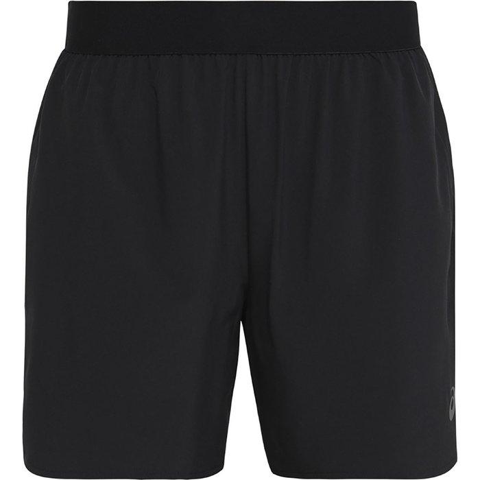 ASICS Asics 2 in 1 5 In Shorts Ladies - Black