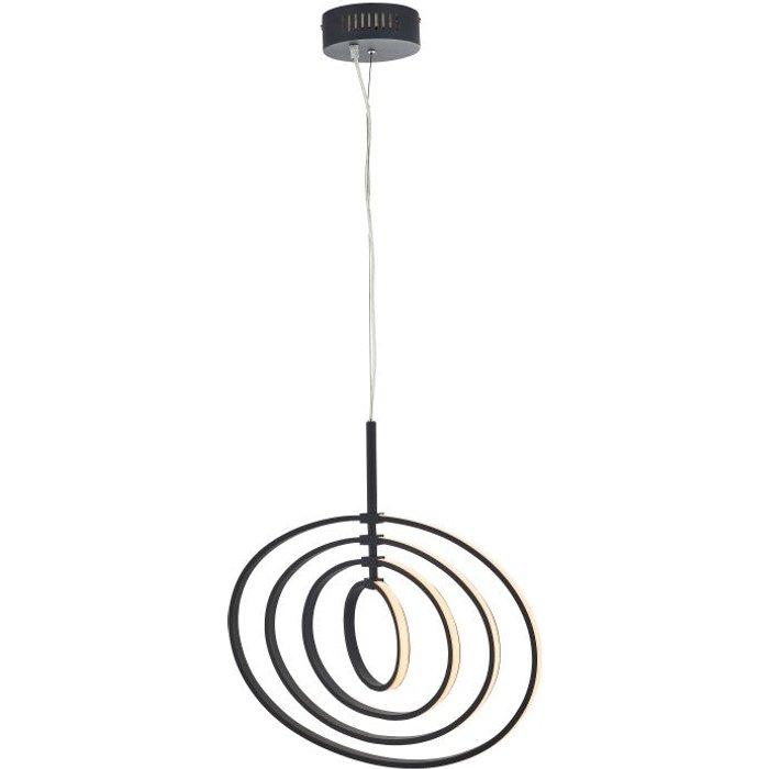 Gallery Direct Avali Pendant Light Black