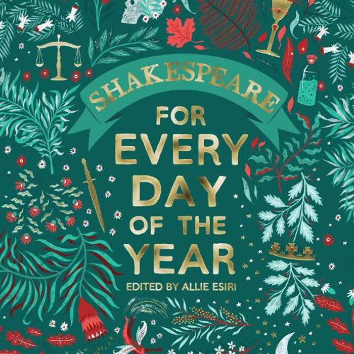 Macmillan Shakespeare for Every Day of the Year