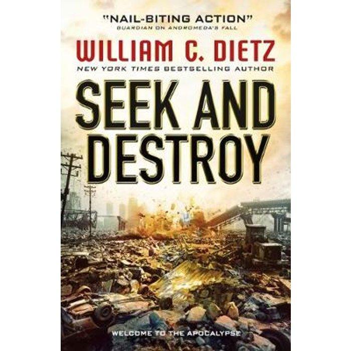 Seek and Destroy America Rising 2