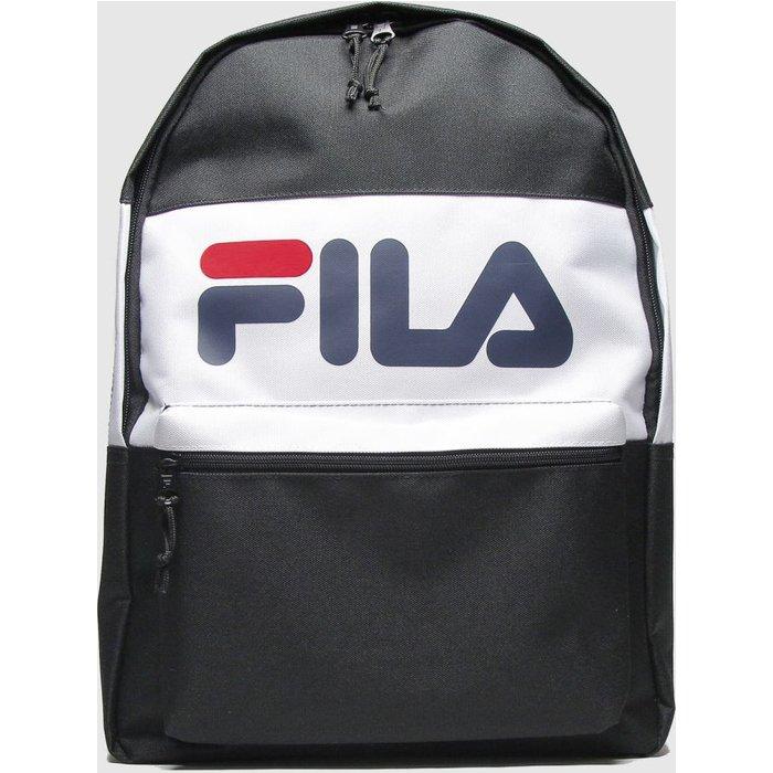 Save £8.01 - Accessories Fila Black Arda 2 Backpack