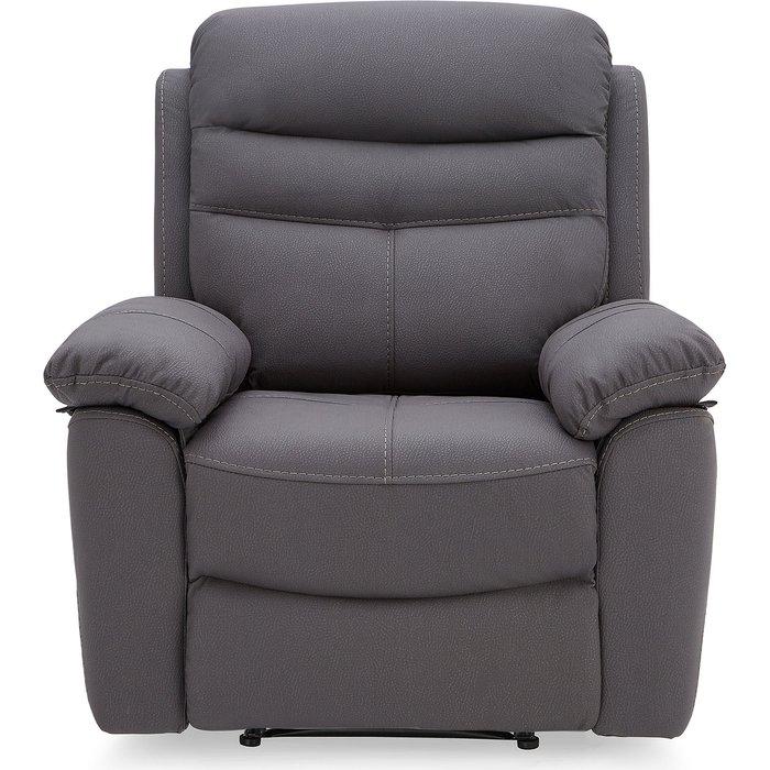 Conway Reclining Armchair - Grey Grey