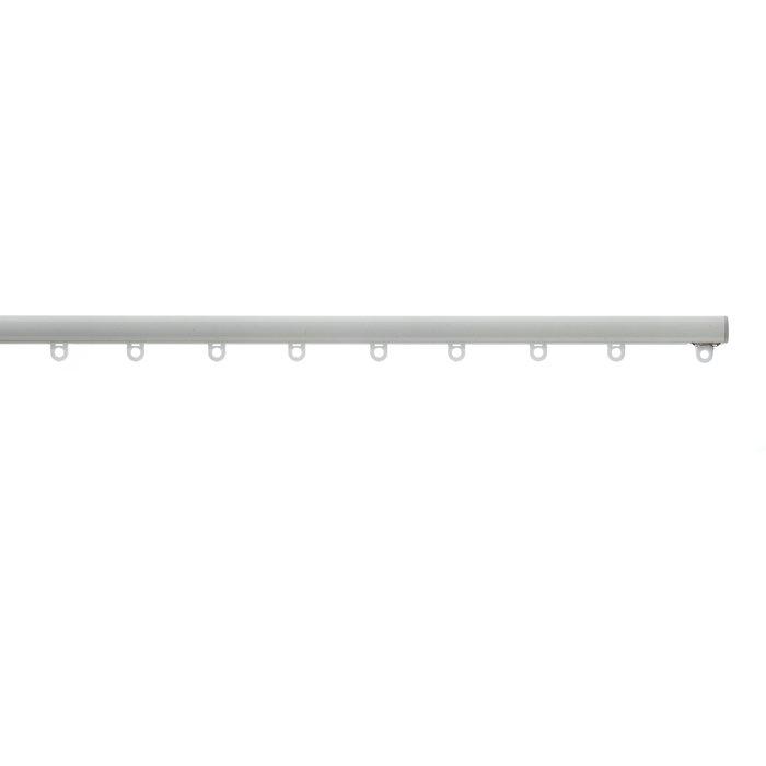 Swish Minima White Aluminium Ceiling Track White