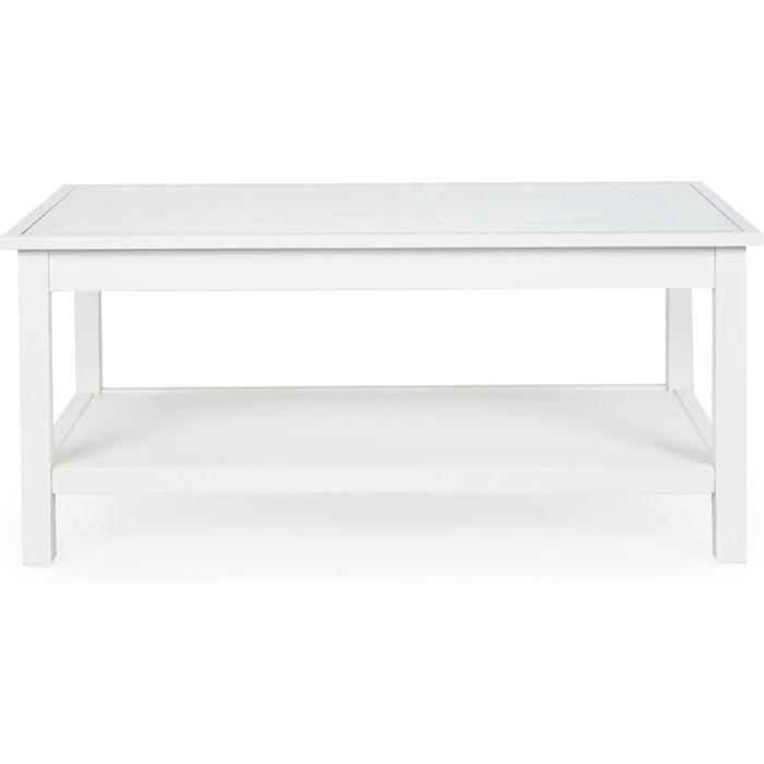Samira Coffee Table White