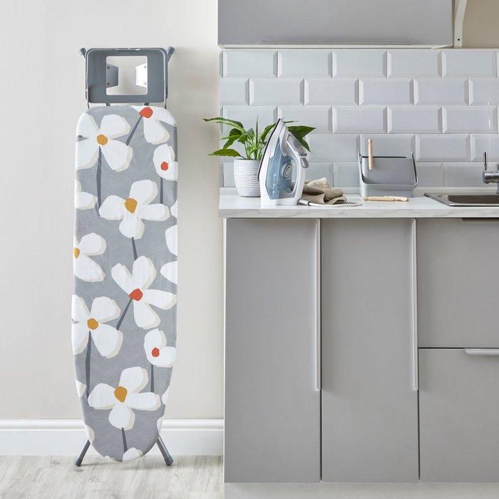 Elements Lena Ironing Board Grey