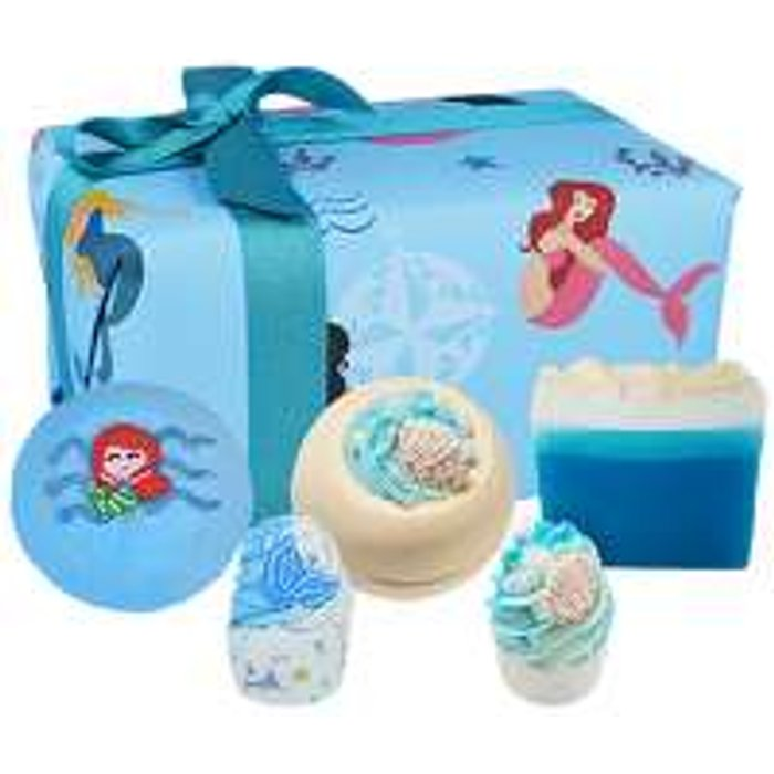 Bomb Cosmetics Gift Packs Part Time Mermaid