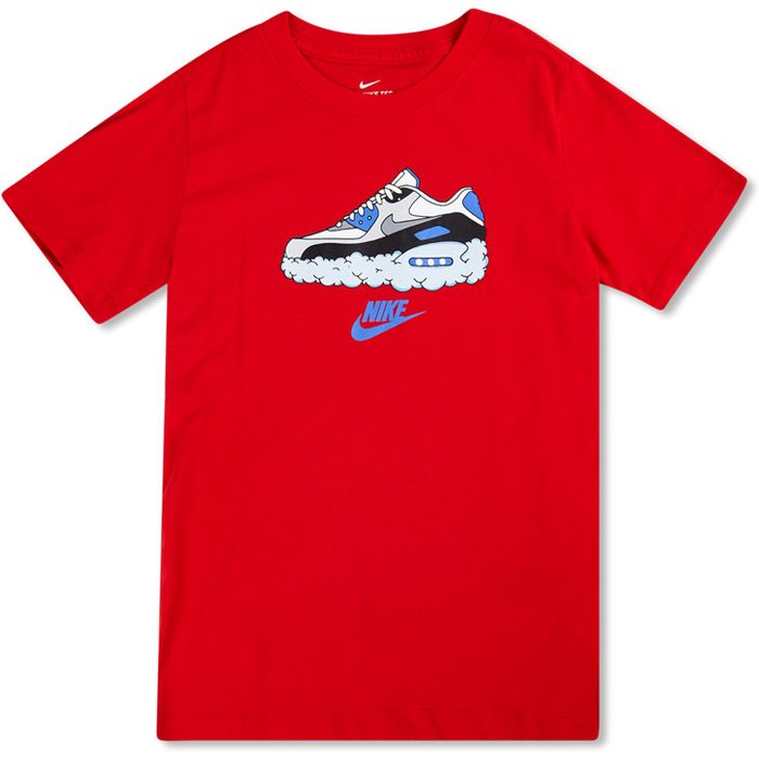 Nike Nike Am90 - Grade School T-Shirts
