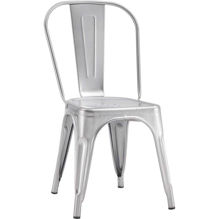 Billy Bistro Chair - Set of 2 - Steel