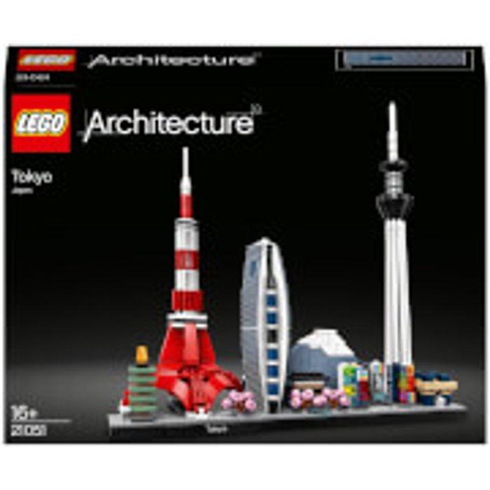 Save £12.00 - LEGO Architecture: Tokyo (21051)