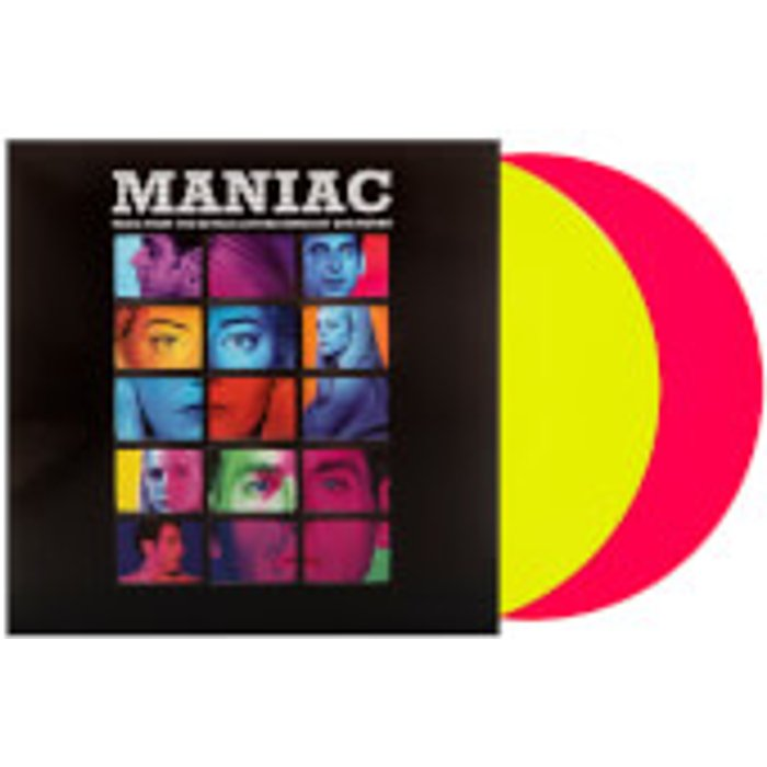 Waxwork Waxwork Maniac Color 2x Colour LP