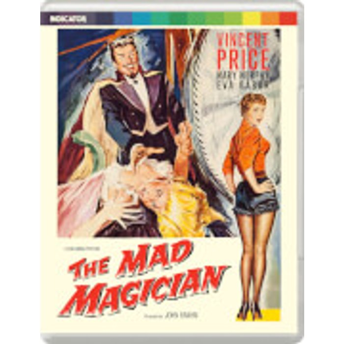 Powerhouse Films The Mad Magician - Limited Edition
