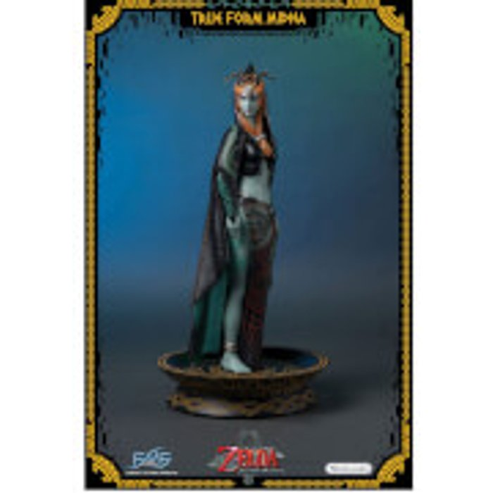 Save £100.00 - First 4 Figures The Legend of Zelda Twilight Princess Statue True Form Midna 43 cm