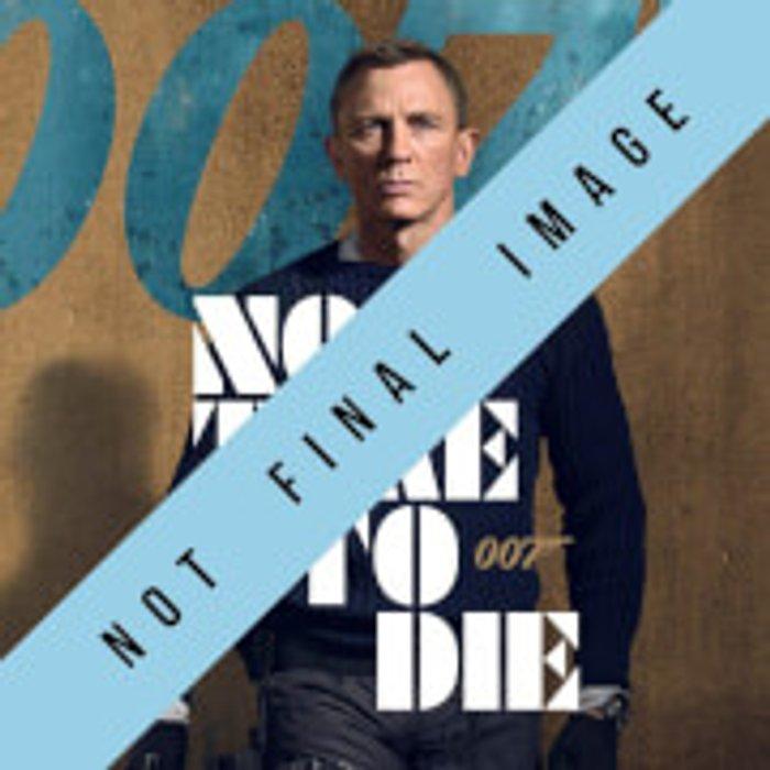 Save £5.00 - James Bond - No Time to Die Original Soundtrack 2LP