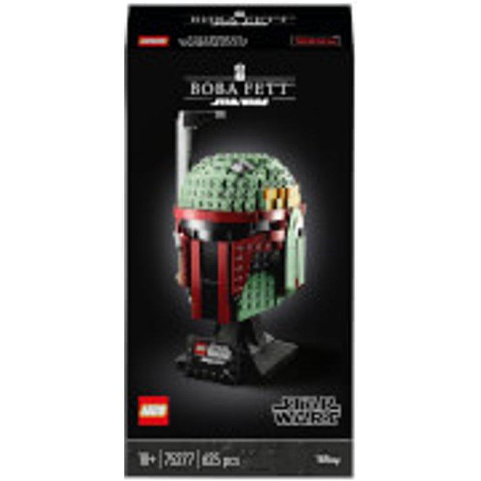 LEGO Star Wars: Boba Fett Bust (75277)