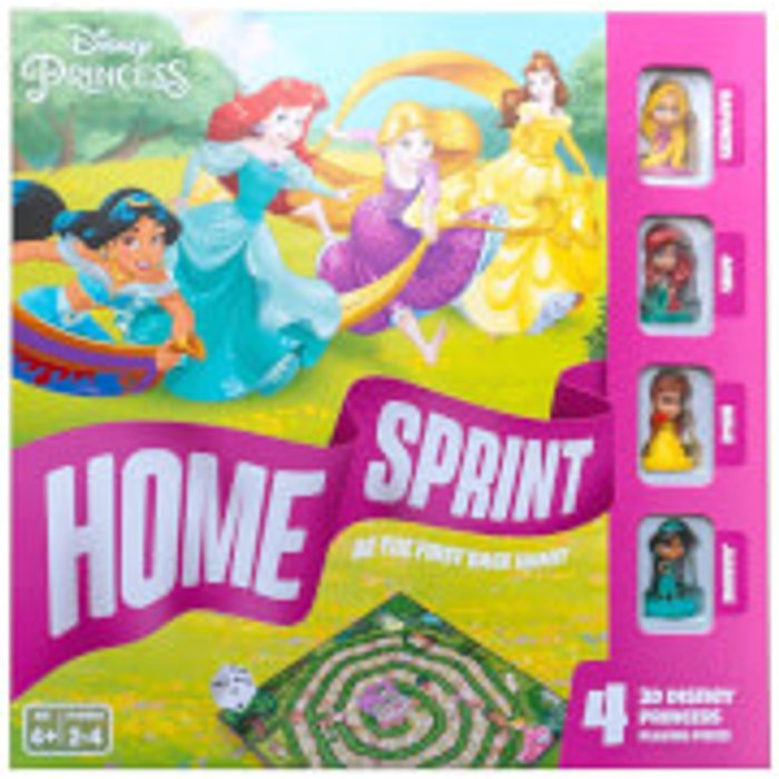Save 30% - Disney Princess Home Sprint Board Game